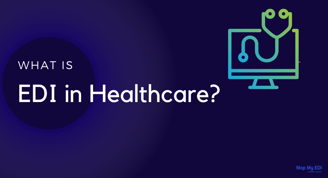 what is edi in healthcare