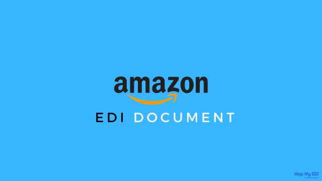amazon EDI documents