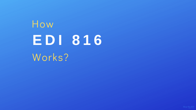 EDI 816